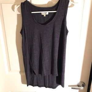 Madewell High-low Tank Top